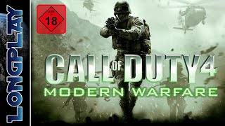 Call of Duty 4: Modern Warfare ◾ German Longplay ◾ [unkommentiert] ◾ 1080p@60Fps