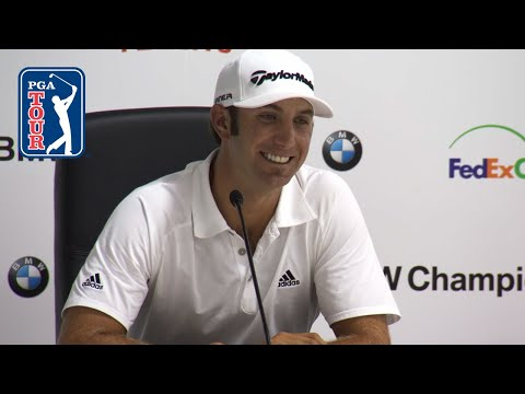 Dustin Johnson's best one-liners at press conferences