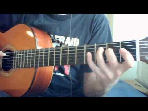 Lost woods - The Legend of Zelda: Ocarina of Time on Guitar