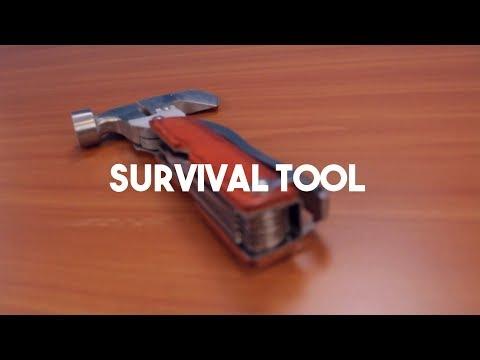 Outdoor Survival Tool Showcase