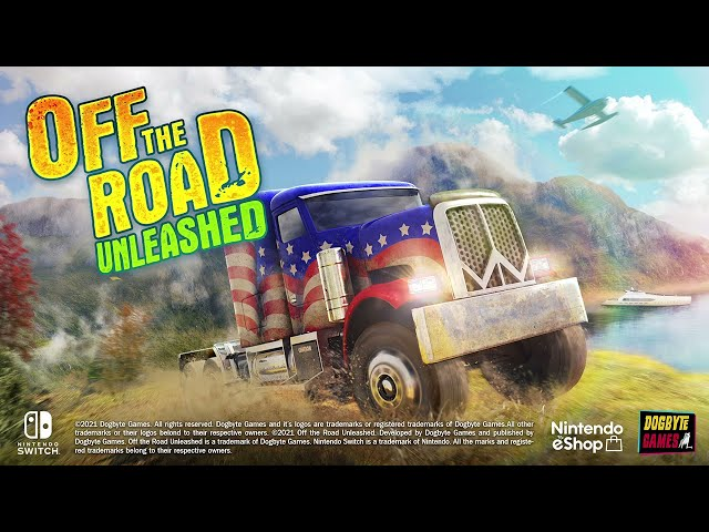 Off The Road Unleashed - Nintendo Switch Reveal Trailer