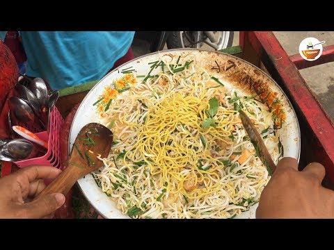 HARGANYA MURAH !!! LAKSA DAN TOGE GORENG MAKANAN KHAS BOGOR | DEPOK STREET FOOD #BikinNgiler