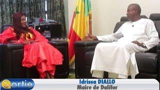 Sortie avec Idrissa DIALLO  - Maire de Dalifor