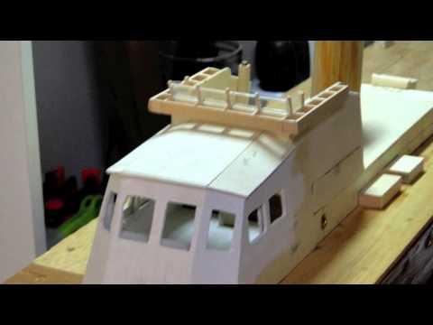 """R.C.boat MGB The FAIRMILE """"B"""" patrol boat"""