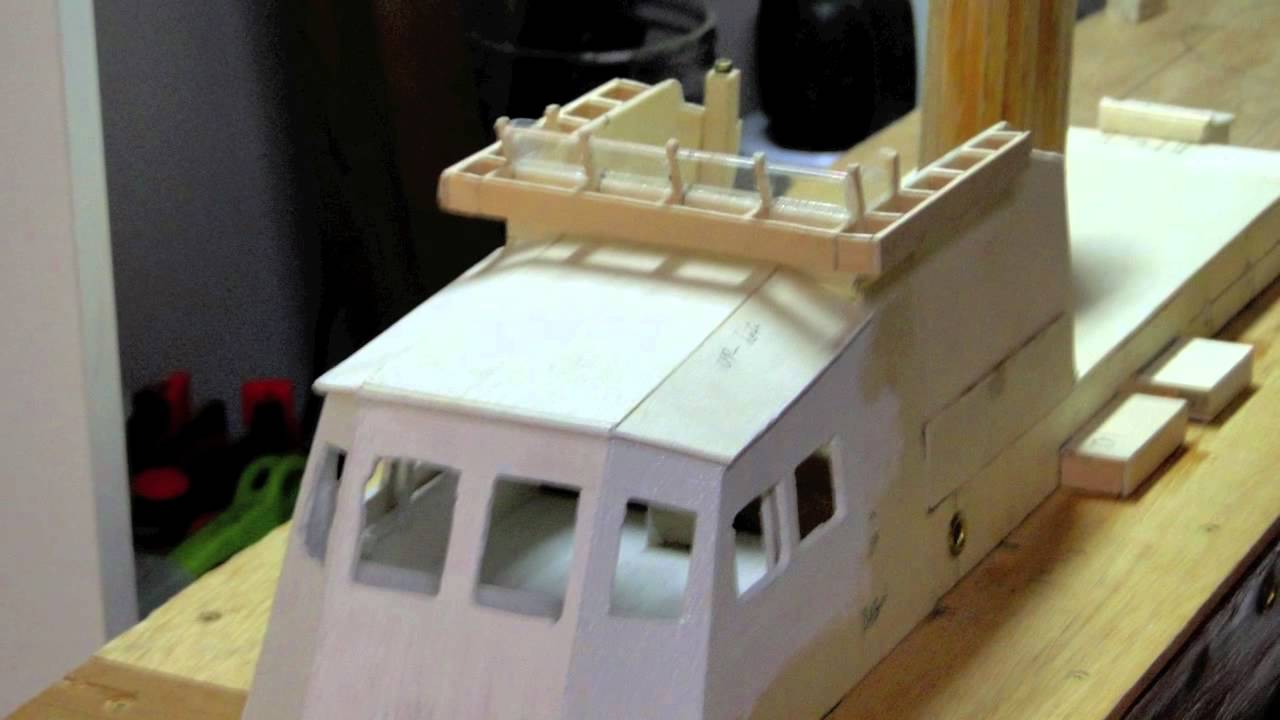how to make thermocol ship