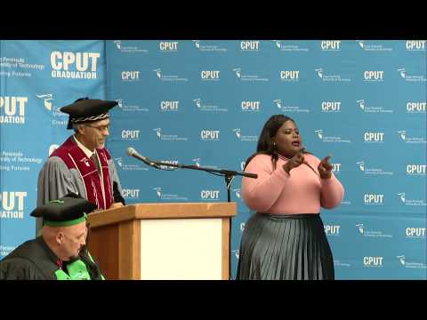 CPUT Spring Graduation Ceremony
