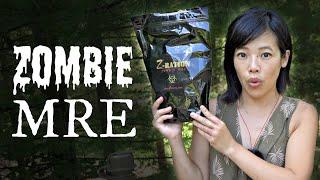 ZOMBIE MRE | Z-Ration Taste Test - Menu E Southwest Chicken & Rice