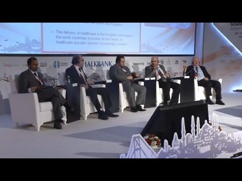 IFS 2012 Infrastructure and Business Investments: Saudi Arabia and the Gulf Region
