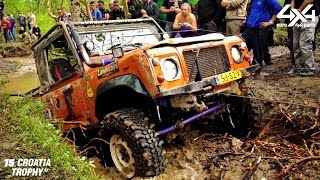 EXTREME OFF ROAD RACING | CROATIA TROPHY 2015 - DAY 1