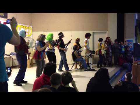 Totem Middle School Teachers Karaoke