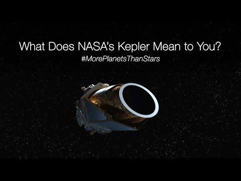 Here's how NASA said goodbye to the Kepler space telescope