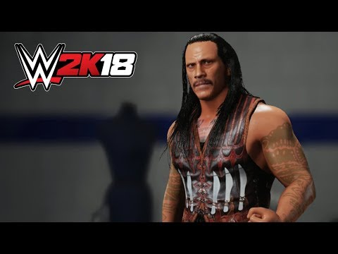 WWE 2K18 Community Creations   Danny Trejo   PS4   CAW Showcase