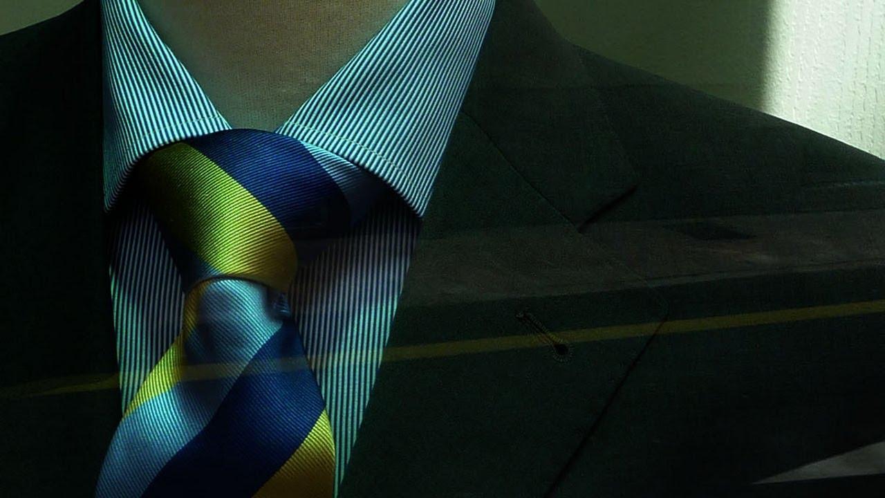 Nudo de corbata paso a paso youtube for Pasos para hacer nudo de corbata