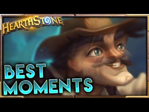 Best Moments 88 | Hearthstone Gadgetzan