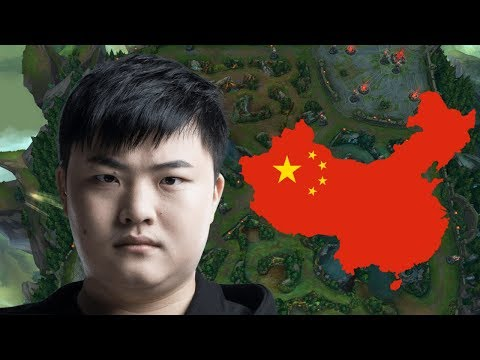 CHINA SUPERA KOREA, PROMETE SER NOVA POTÊNCIA DO LEAGUE OF LEGENDS thumbnail