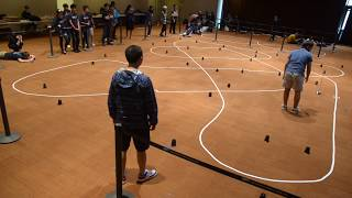 (12) UCSD IEEE Grand PrIEEE 2018 Second Run (UCSD: Cone Slayer)