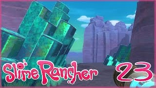 The Crystal Beauty of Indigo Quarry ☄️ Slime Rancher! - Episode #23