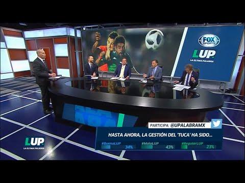 La mesa de La Última Palabra se prendió por el Chile vs. México