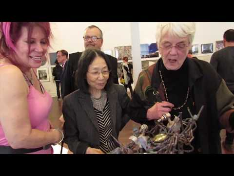 """""""Life On Earth"""" opening @ WAH Center"""