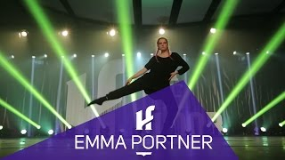 EMMA PORTNER | Showcase All-Stars | Hit The Floor Gatineau #HTF2015