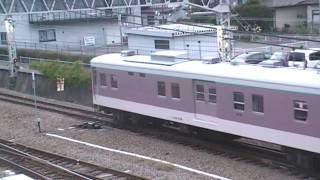 JR東日本から東急へ マニ50 2186 ゆうマニ 甲種輸送
