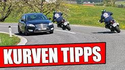 MOTORRAD KURVENTECHNIK TIPPS