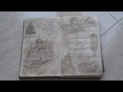 Uncharted 3 Drake's Journal Replica