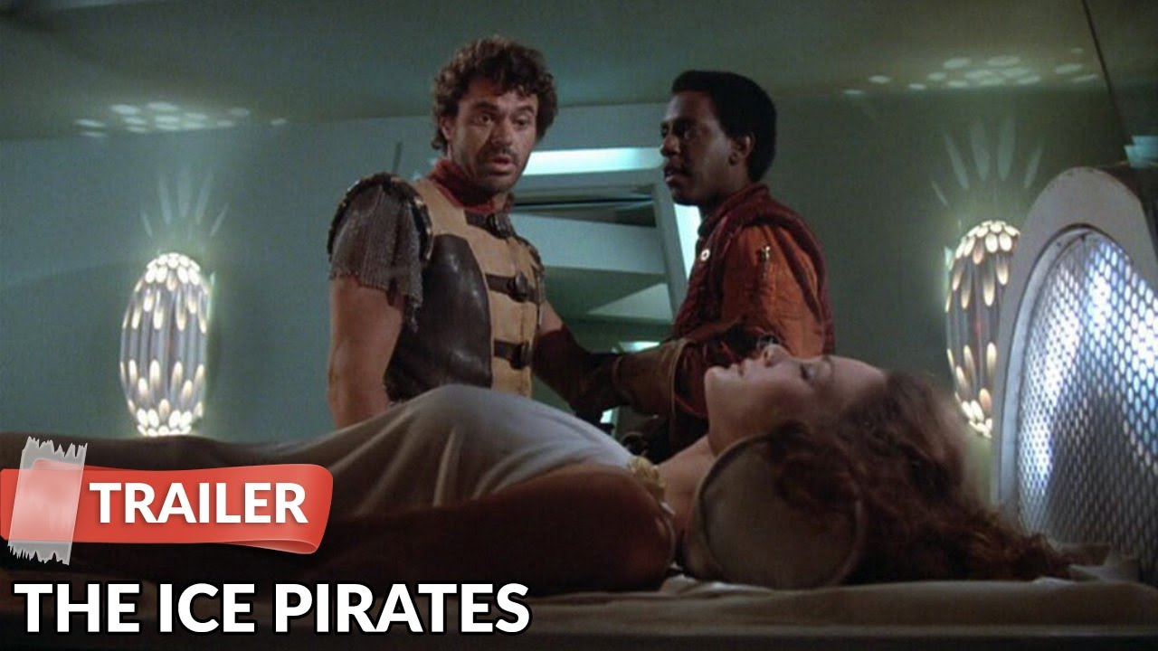 """Free screening tonight of 2/27: """"The Ice Pirates"""" on Zoom. 8pm(PST)"""