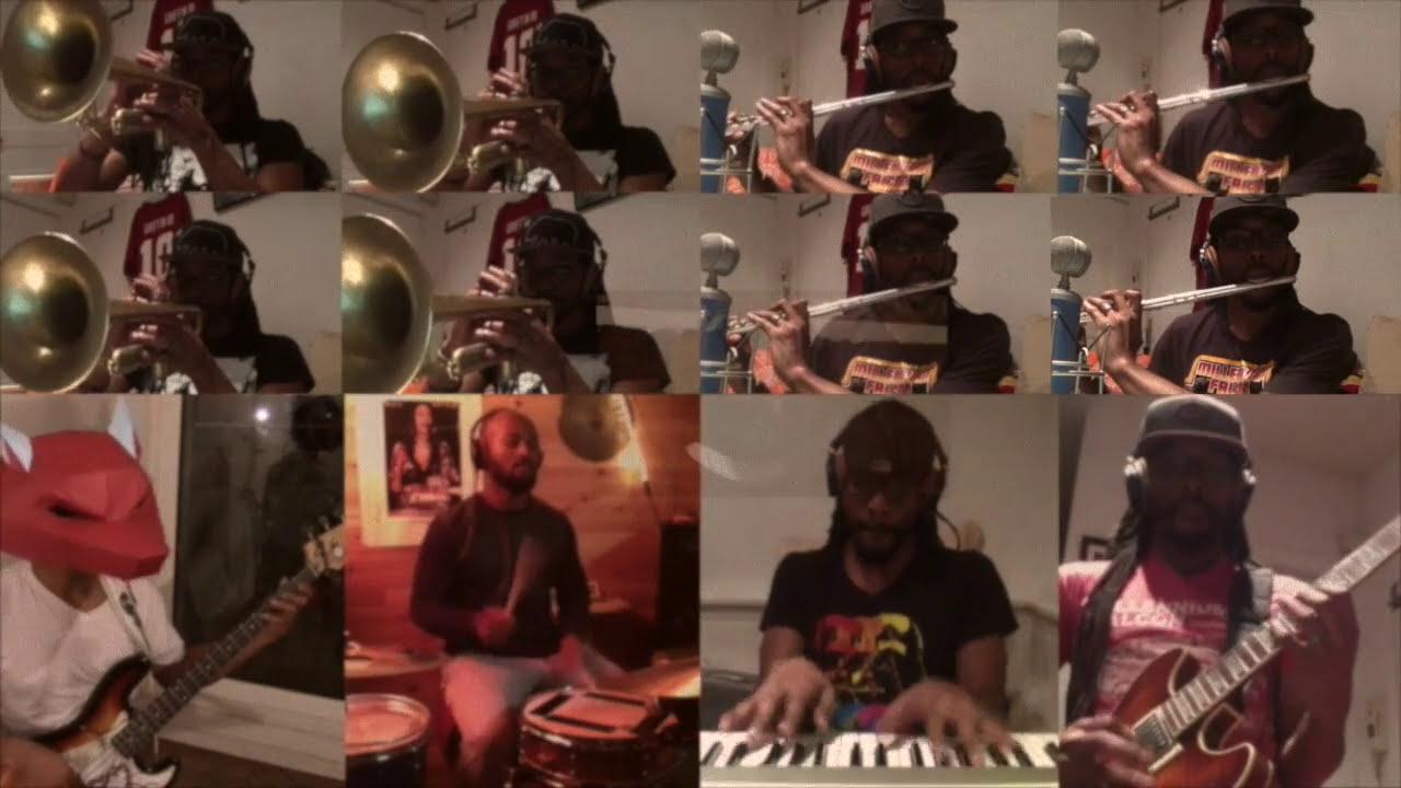 "Josiah Woodson | JWP | ""This Christmas"" | Donny Hathaway"