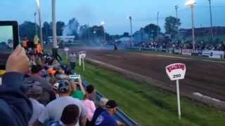 Smokin Wied 4.1 Limited Pro, King City MO tractor pull