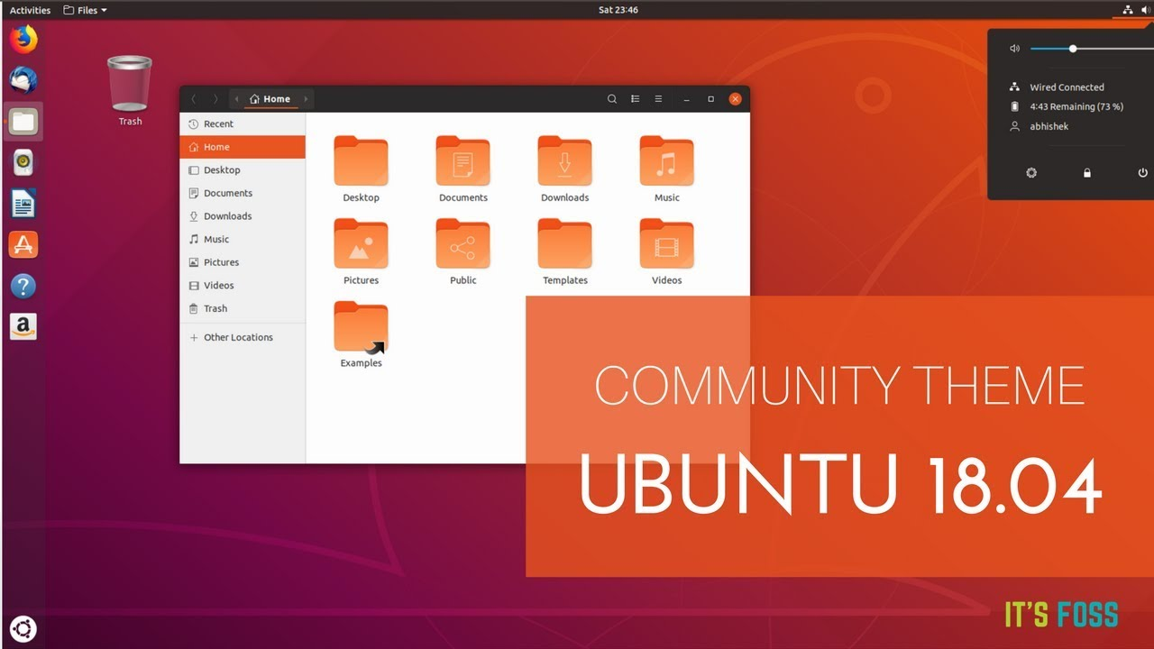 How to Install The New Ubuntu Community Theme