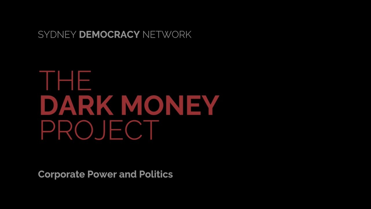 introduction to the dark money project introduction to the dark money project