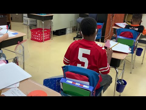 Dayton Christian School celebrates a 'quarter back' together with no COVID-19 cases