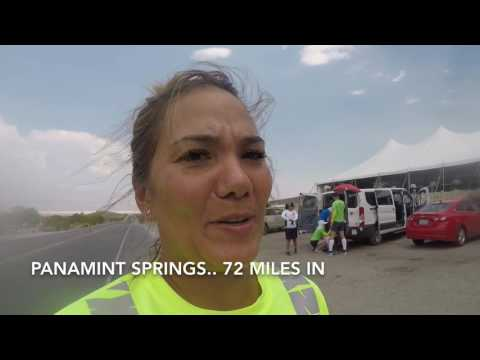 Crewing Badwater 135