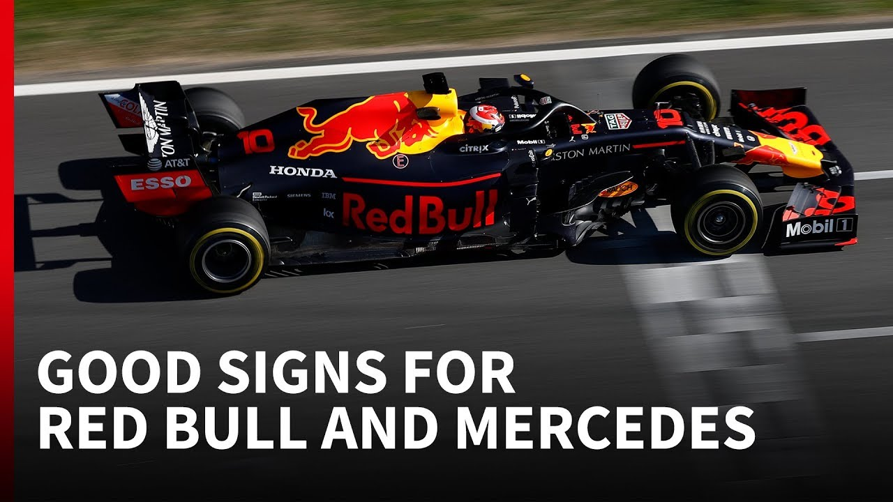 a6a3bf1f335 F1 testing  Red Bull shows pace