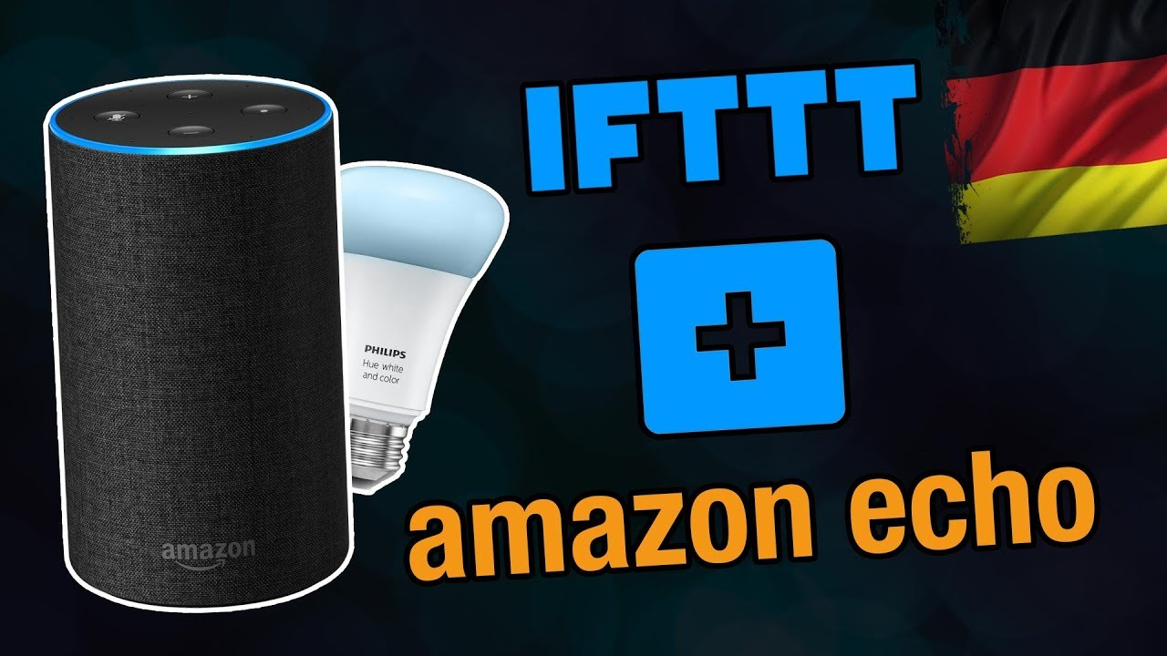 anleitung amazon echo und ifttt alexa timer bringt hue lampen zum blinken youtube. Black Bedroom Furniture Sets. Home Design Ideas