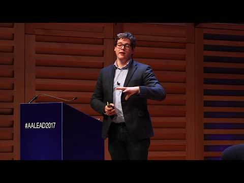 LEAD 2017: Alex Steer - The ethics of the echo chamber