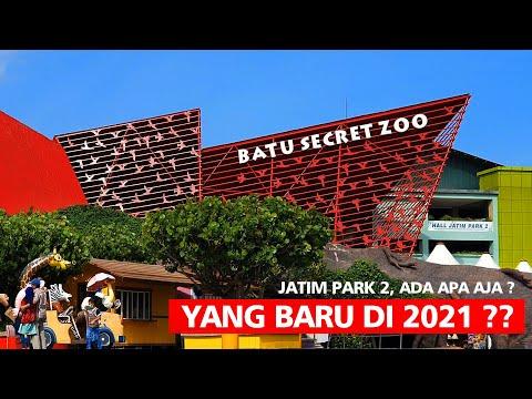 Jatim Park 2 Batu Secret Zoo Malang New Normal, Yang Baru Di Jatim Park 2 2021 Review