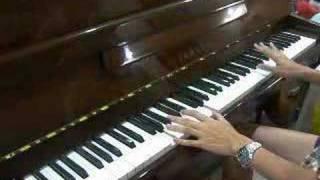 Ai Mei in Piano - 暧昧