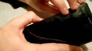 Замена заглушки на телефон Sony Xperia Z2