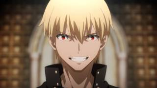 Fate/stay night: Unlimited Blade Works(TV) Season 2 - Gilgamesh vs Berserker(English Dub)
