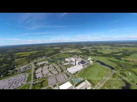 Turning Stone Resort & Casino From The Air!!!