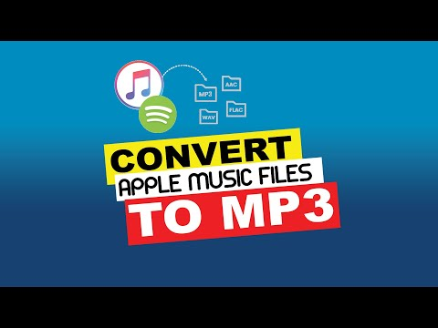 How to Convert Apple Music to MP3 on Mac 2020