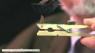 Pecking Bird Craft Toy