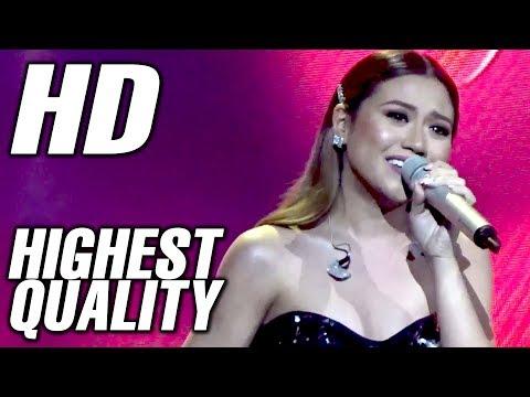 Morissette Amon - Rise Up (with Whistle)   Love Gala Celebration (Highest Quality 1080p)