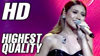 Morissette Amon - Rise Up (with Whistle) | Love Gala Celebration (Highest Quality 1080p)