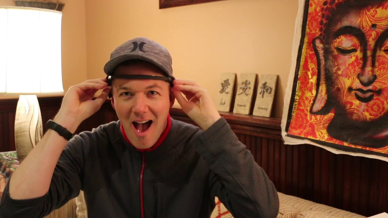 Unboxing The Muse 2 Brain Wave Tracking EEG Headband