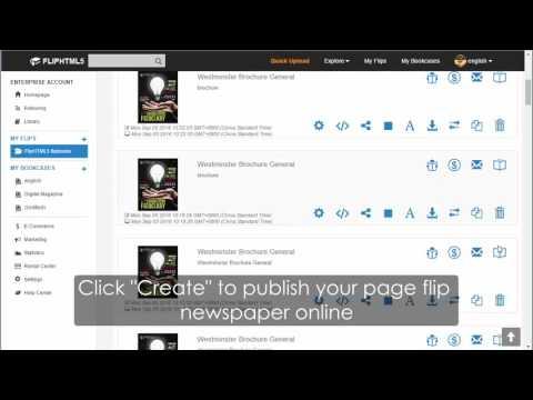 Best Online Newspaper Maker Software for Newspaper Publishers