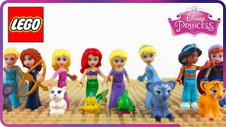♥ LEGO Disney Princess GREAT ADVENTURES (Rapunzel, Cinderella, Ariel, Frozen...)