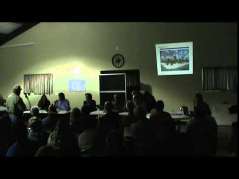 Union Valley, Texas (WCN) public hearing (1 of 3) 3/10/2015